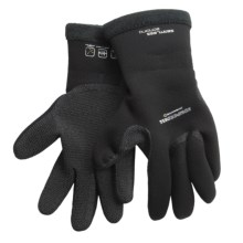 Komperdell Freeride Light Gloves - Waterproof (For Men and Women) in Black - Closeouts