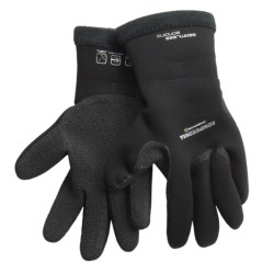 Komperdell Freeride Light Gloves - Waterproof (For Men and Women) in Black