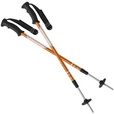 Komperdell Hiker Adjustable Trekking Poles in See Photo - Closeouts