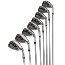 Komperdell Lightspeed Iron Set - 8-Piece, 5-9, PW, GW, SW in See Photo - Closeouts
