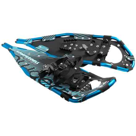 "Komperdell Mountaineer Snowshoes - 30"" in Blue - Closeouts"