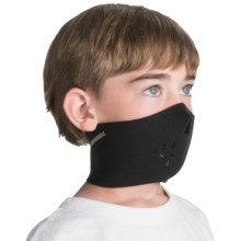 Komperdell Neoprene Face Mask (For Little and Big Kids) in Black - Closeouts