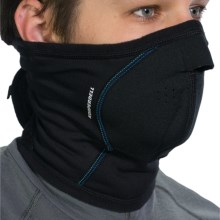 Komperdell Neoprene-Fleece Face Mask (For Men and Women) in Black - Closeouts