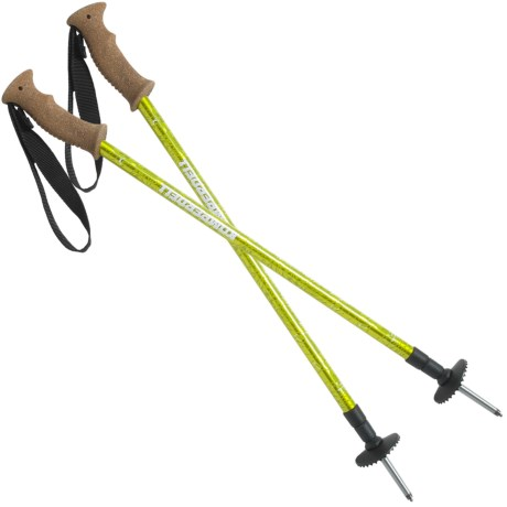 Komperdell Ridgemaster Anti-Shock Trekking Poles - Pair in Asst
