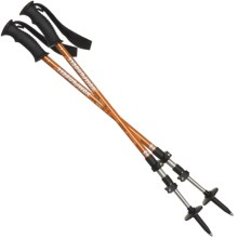 Komperdell Trailmaster PowerLock Trekking Poles - Pair in Asst - Closeouts