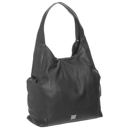 Kooba Oakland Hobo Bag - Leather (For Women) in Black - Closeouts