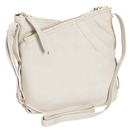 Kooba Stratford Crossbody Bag - Leather (For Women) in Gardenia - Closeouts
