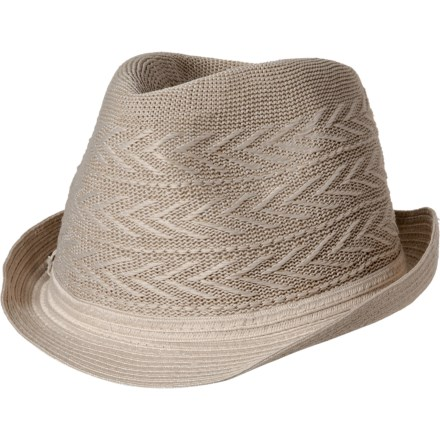 04f9a85367c Kooringal Demi Fedora (For Women) in Taupe - Closeouts