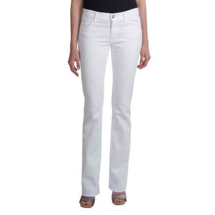 Koral Bootcut Jeans (For Women) in Clean White - Closeouts