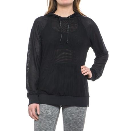 Koral Chi Hoodie (For Women) in Black