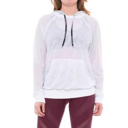 Koral Chi Hoodie (For Women) in White - Closeouts