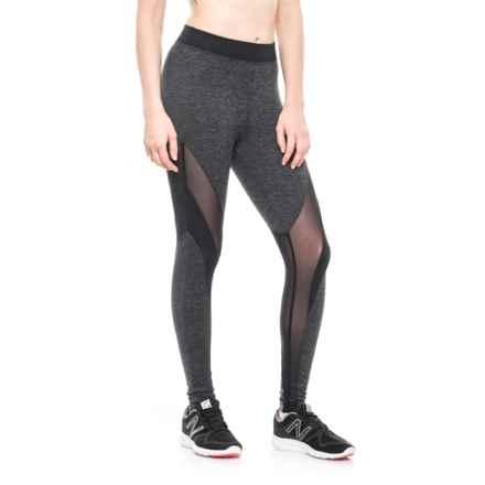 Koral Frame Leggings (For Women) in Dark Heather W/Black - Closeouts
