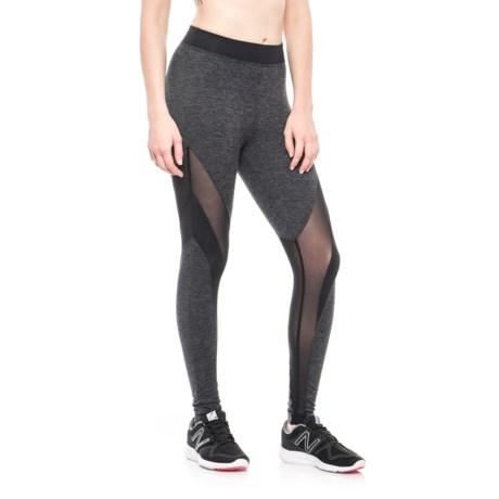 Koral Frame Leggings (For Women) in Dark Heather W/Black