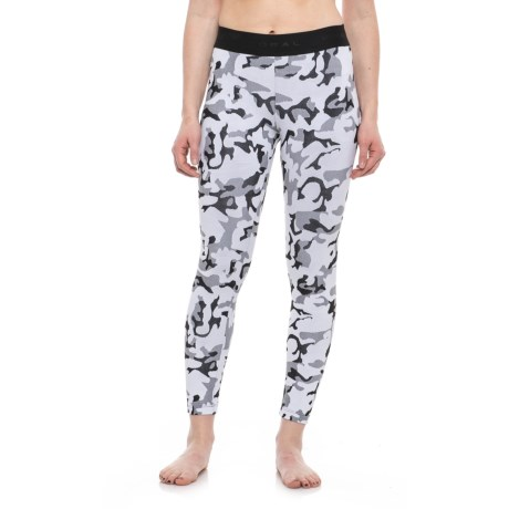Koral Knockout Cropped Leggings (For Women) in White Camo
