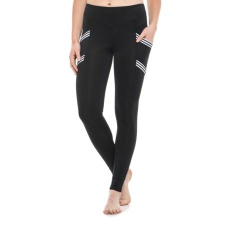 Koral Nightside High-Rise Leggings (For Women) in Black
