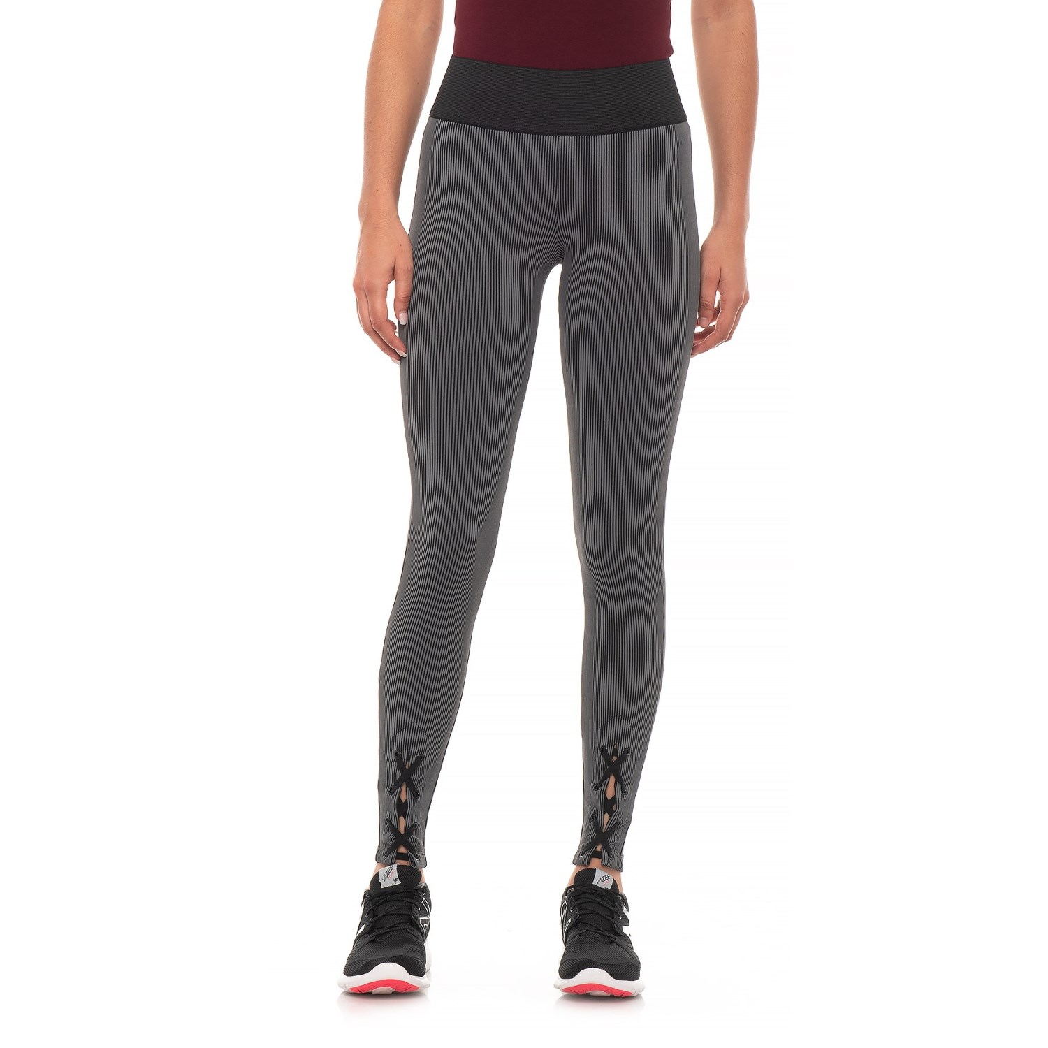 bb70cb4ef2e4a Koral Session Mid-Rise Leggings (For Women) in Steel ...