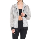 Koral Varsity Oversized Jacket (For Women)