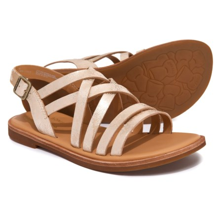 338564f2b6ff Kork-Ease Nicobar Sandals - Leather (For Women) in Gold