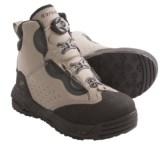 Korkers Chrome Wading Boots - Kling-On Sole, Felt Sole (For Men and Women)