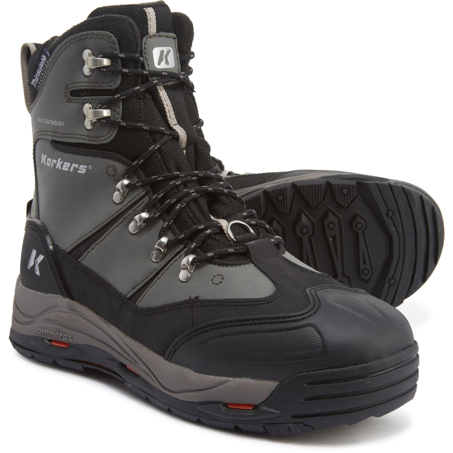 Korkers SnowJack Boot | Boots, Insulated boots, Mens snow boots
