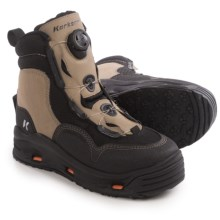 Korkers Whitehorse Wading Boots - Kling-On Soles, Felt Soles (For Men) in See Photo - Closeouts