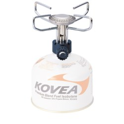 Kovea Backpacker's Camping Gas Stove in See Photo