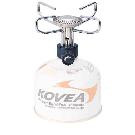 Kovea Backpacking Stove - Isobutane in See Photo - Closeouts