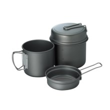 Kovea Escape Cook Set - Aluminum, 4-Piece in See Photo - Closeouts