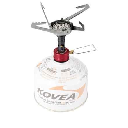 Kovea Power Nano Backpacking Stove - Isobutane in See Photo - Closeouts