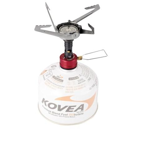 Kovea Power Nano Backpacking Stove - Isobutane