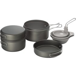 Kovea Solo 2 Camping Mess Kit in See Photo