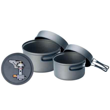 Kovea Solo 3 Cookware Set in See Photo - Closeouts