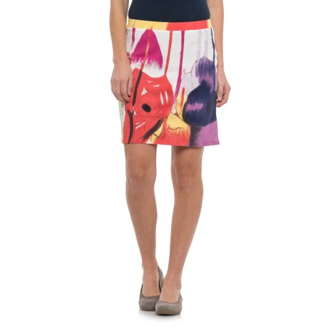 Krimson Klover La Boheme Skirt (For Women) in Poppy