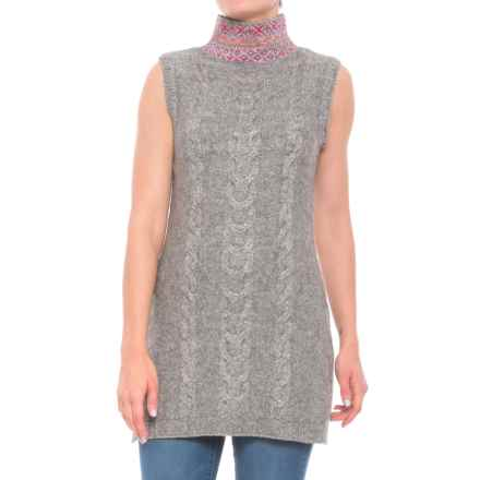 Krimson Klover The Divide Shirt - Sleeveless (For Women) in Mid Grey - Closeouts