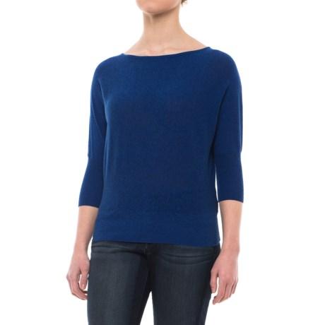 Krimson Klover Wayfarer Shirt - Long Sleeve (For Women) in Marine