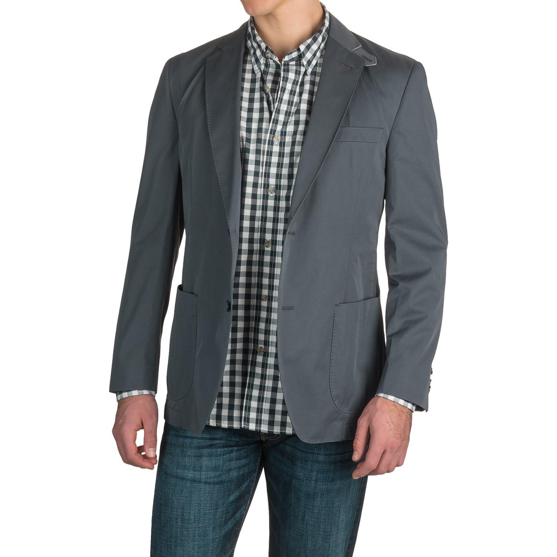Kroon Bono 2 Cotton Sport Coat (For Men) - Save 60%