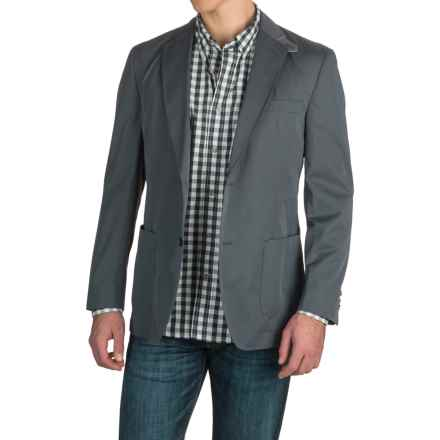 Kroon Bono 2 Cotton Sport Coat (For Men) in Blue - Closeouts