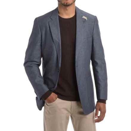 Kroon Bono 2 Sport Coat - Cotton-Linen (For Men) in Navy - Closeouts
