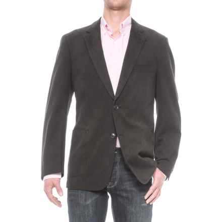 Kroon Bono 2 Sport Coat - Cotton-Lycra® (For Men) in Black - Closeouts