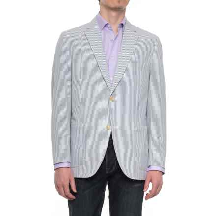 Kroon Bono 2 Sport Coat (For Men) in Navy/Cream - Closeouts