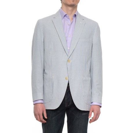 Kroon Bono 2 Sport Coat (For Men) in Navy/Cream
