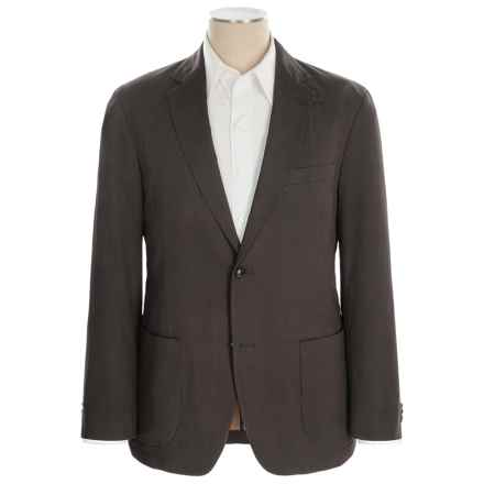 Kroon Bono 2 Sport Coat - Stretch Cotton (For Men) in Black - Closeouts