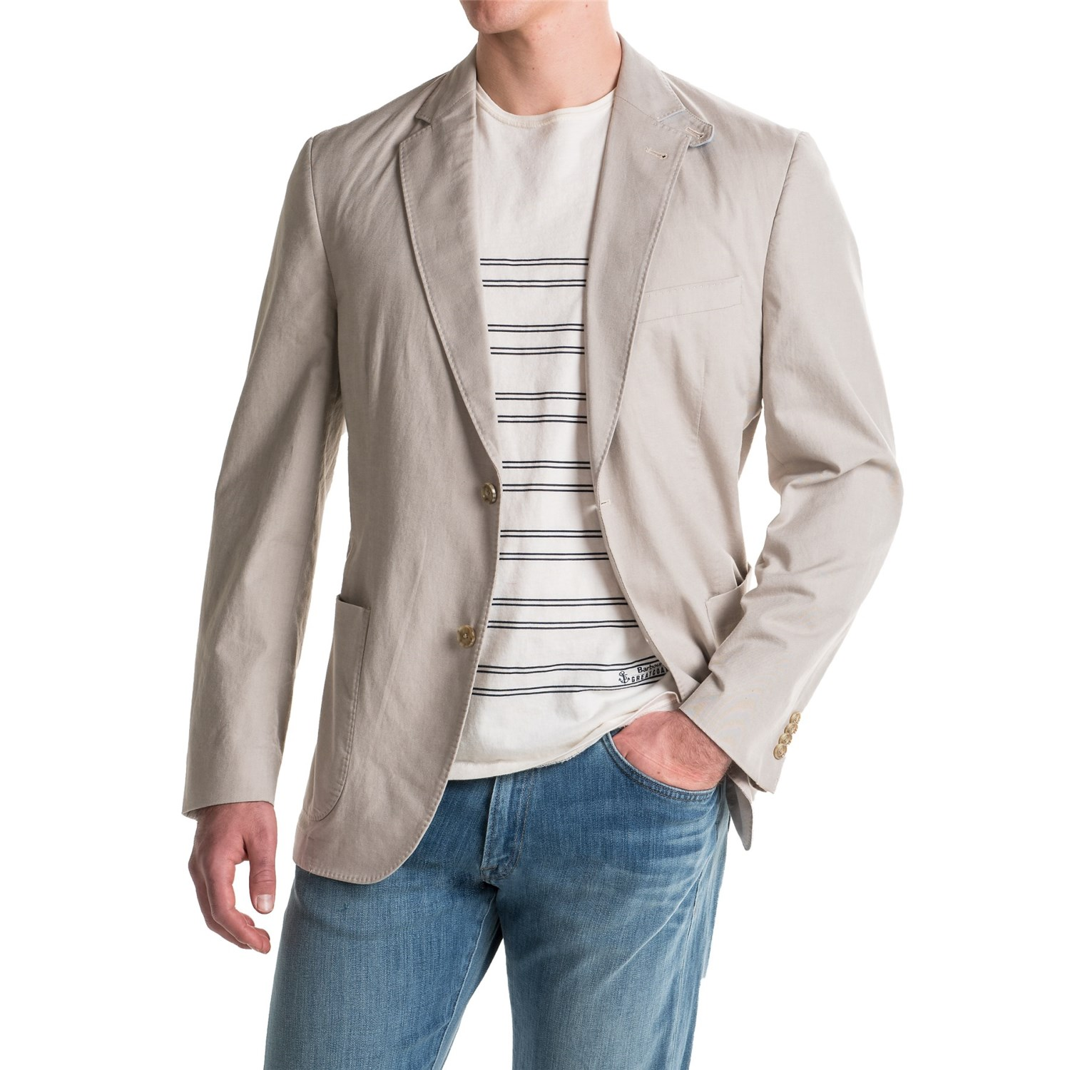 Kroon Bono 2 Stretch-Cotton Sport Coat (For Men) - Save 80%