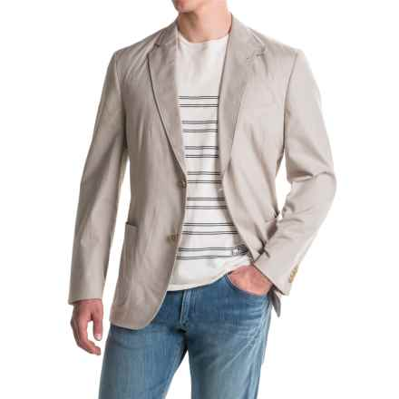 Kroon Bono 2 Stretch-Cotton Sport Coat (For Men) in Tan - Closeouts