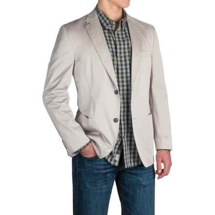 Kroon Bono 2 Washed Sport Coat - Stretch Cotton (For Men) in Beige - Closeouts