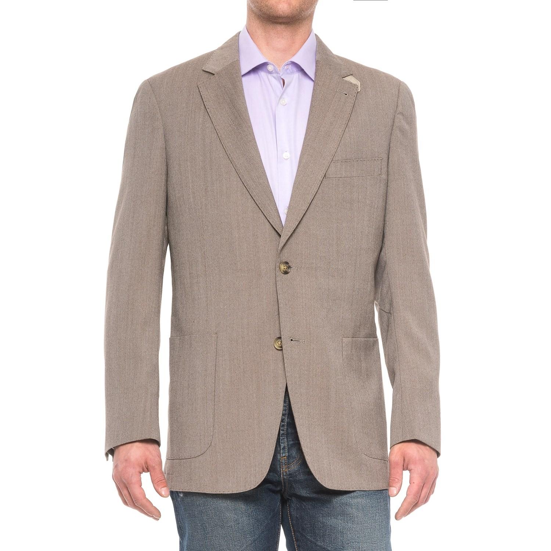 Kroon Bono 2 Wool Sport Coat (For Men) - Save 60%