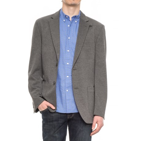 Kroon Bono Fancy Sport Coat (For Men) in Charcoal