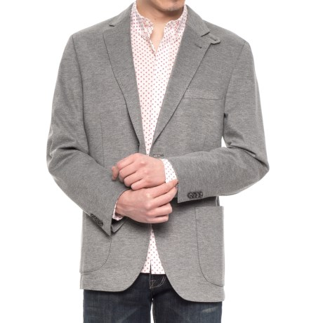 Kroon Bono Fancy Sport Coat (For Men) in Heather