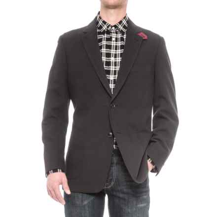 Kroon Bono Sport Coat - Double-Faced Cotton Blend (For Men) in Navy - Closeouts