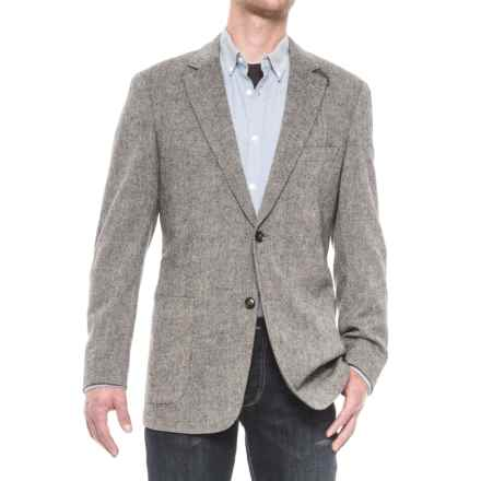 Kroon Bono Sport Coat - Midnight Donegal (For Men) in Midnight Donegal - Closeouts